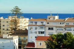 Second line apartment in Altea