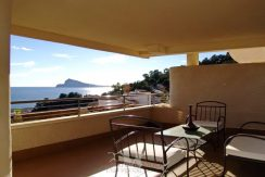 Luxe appartement in Mascarat, Altea