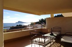 For sale apartment in Mascarat, Altea, with great sea views
