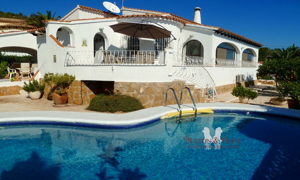 Lovely Villa in Calpe