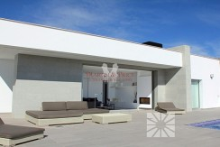 Modern Detached Villa Cumbre del Sol