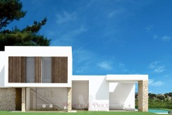 Brand new semi detached villa, Moraira