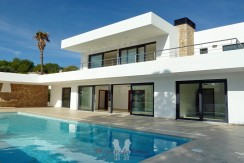 Magnificent luxury villa in Moraira