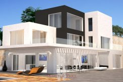 New luxury villa in Benissa