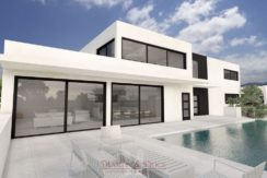 Luxe villa in Calpe