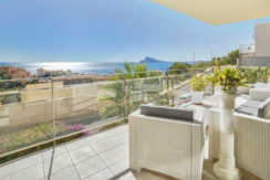 Apartment in Mascarat, Altea