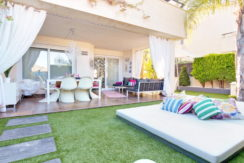 Semi-detached house in Moraira