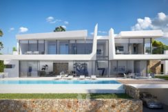 Exclusiva villa en Moraira