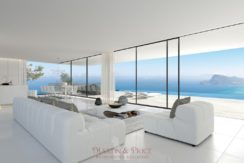 Luxe villa in Altea Hills