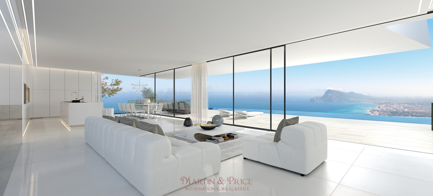Luxury villa in Altea Hills