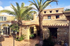 Luxury finca in Benissa