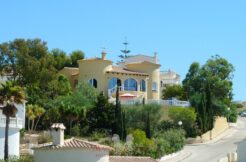 superb villa for sale cumbre del sol benitachell